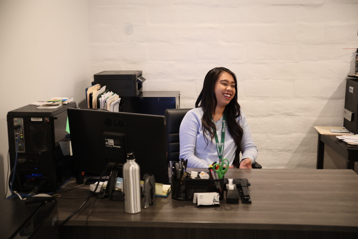 A dispensary manager oversees HR and payroll
