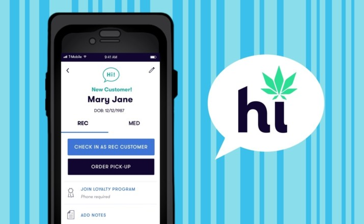 Greet-dispensary-check-in-announcement