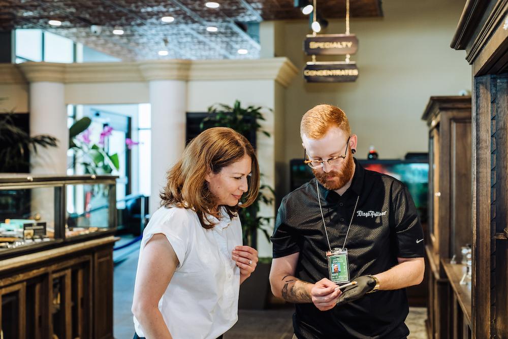 Cannabis consultants help train dispensary staff