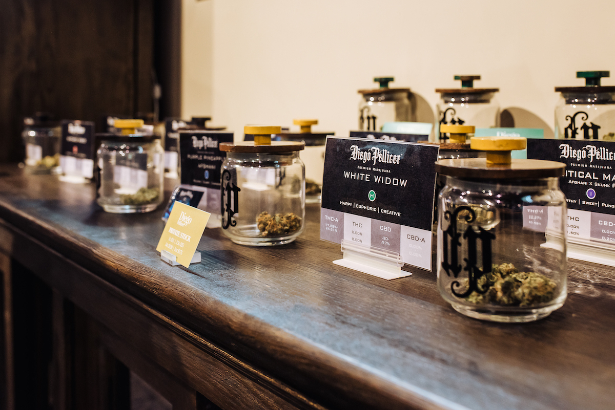 Diego Pellicer Sniffer display