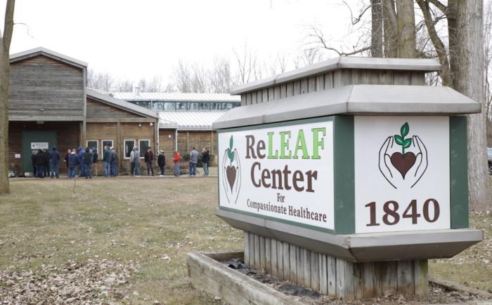 Releaf Center for Compassionate Healthcare dispensary, Michigan