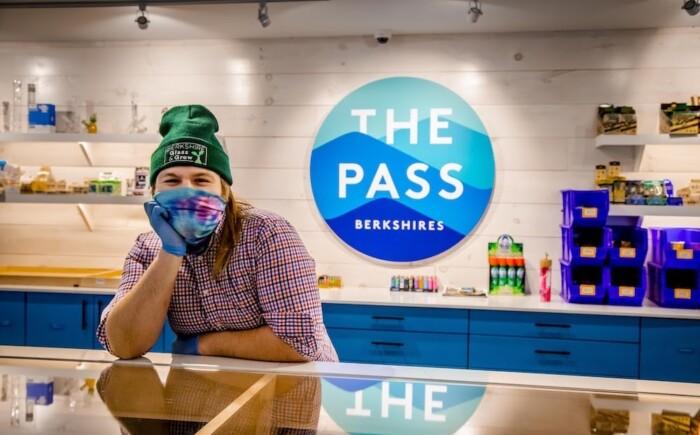 The Pass in the Berkshires, Massachusetts