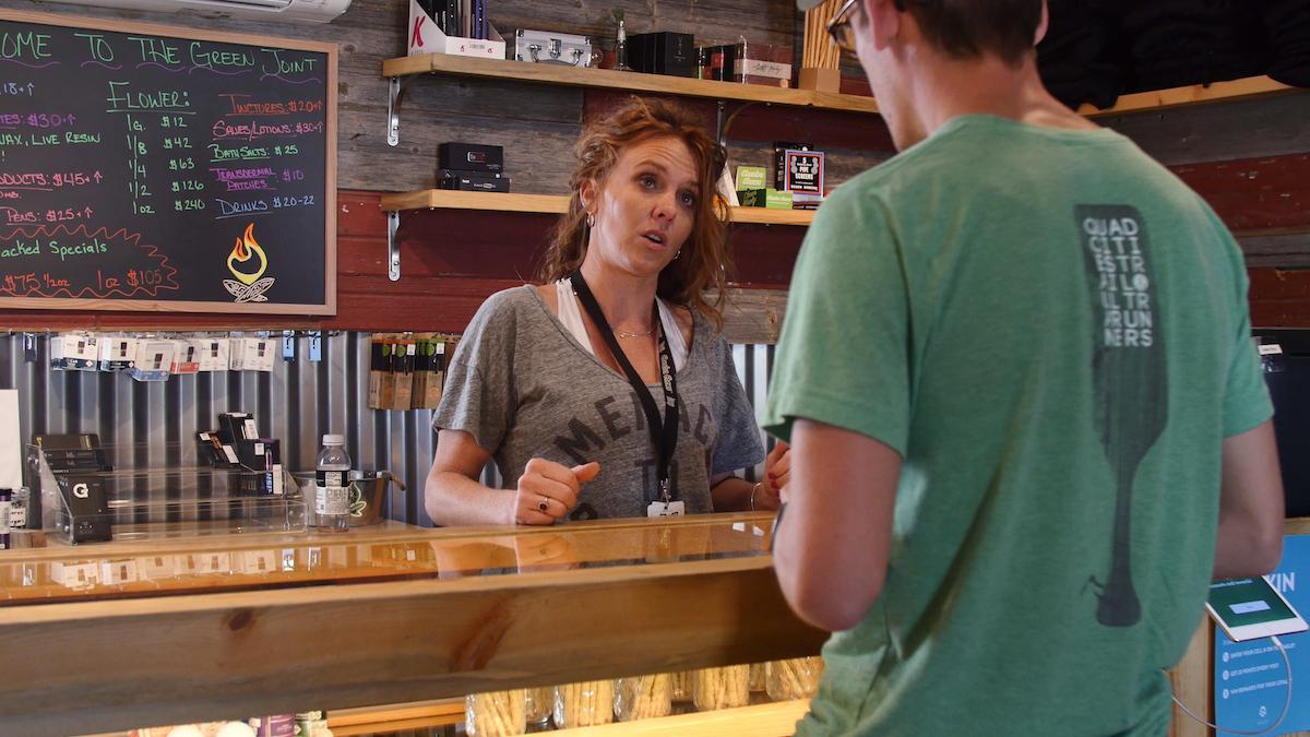 Budtender or Cannabis Sales Associate