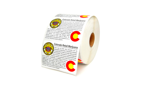 Colorado-marijuana-label