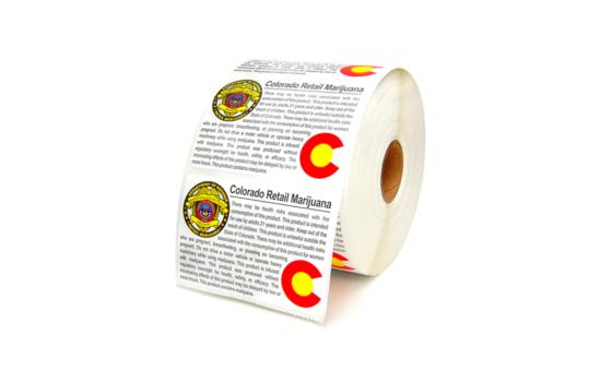 Colorado-marijuana-label