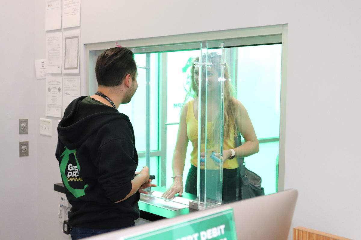 check in and check out compliance cannabis dispensary