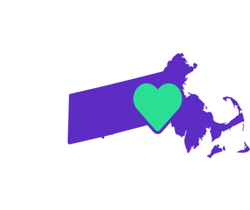 MA state image