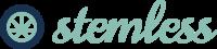 Stemless brand logo
