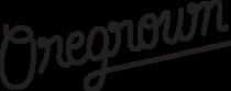 Oregrownlogoblack