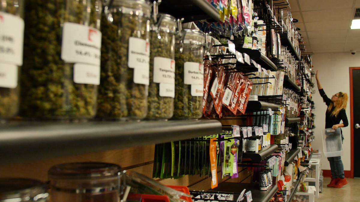 strawberry fields dispensary inventory management