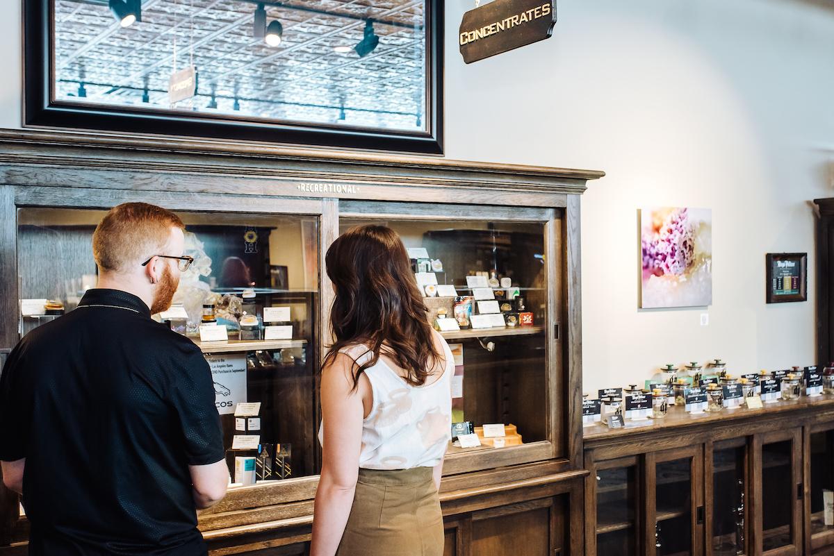 dispensary customer preferences