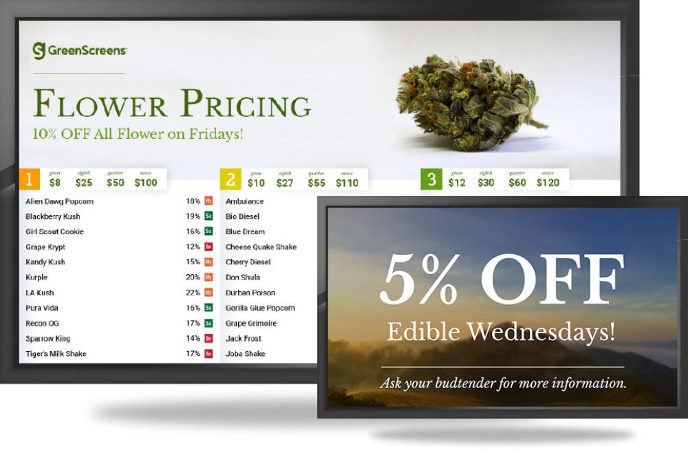 Greenscreens Product Screenshot