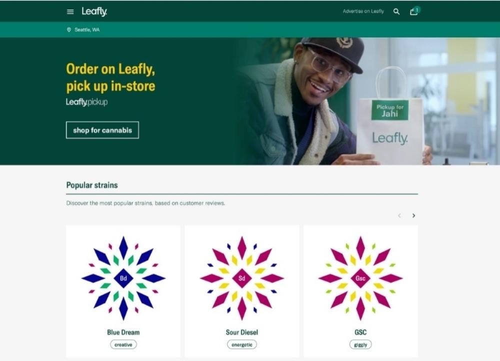 Leafly Homepage 11 2019 crop
