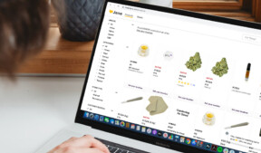Cannabis e-commerce feature image
