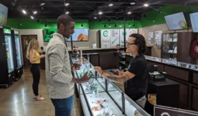 cannabis dispensary specials
