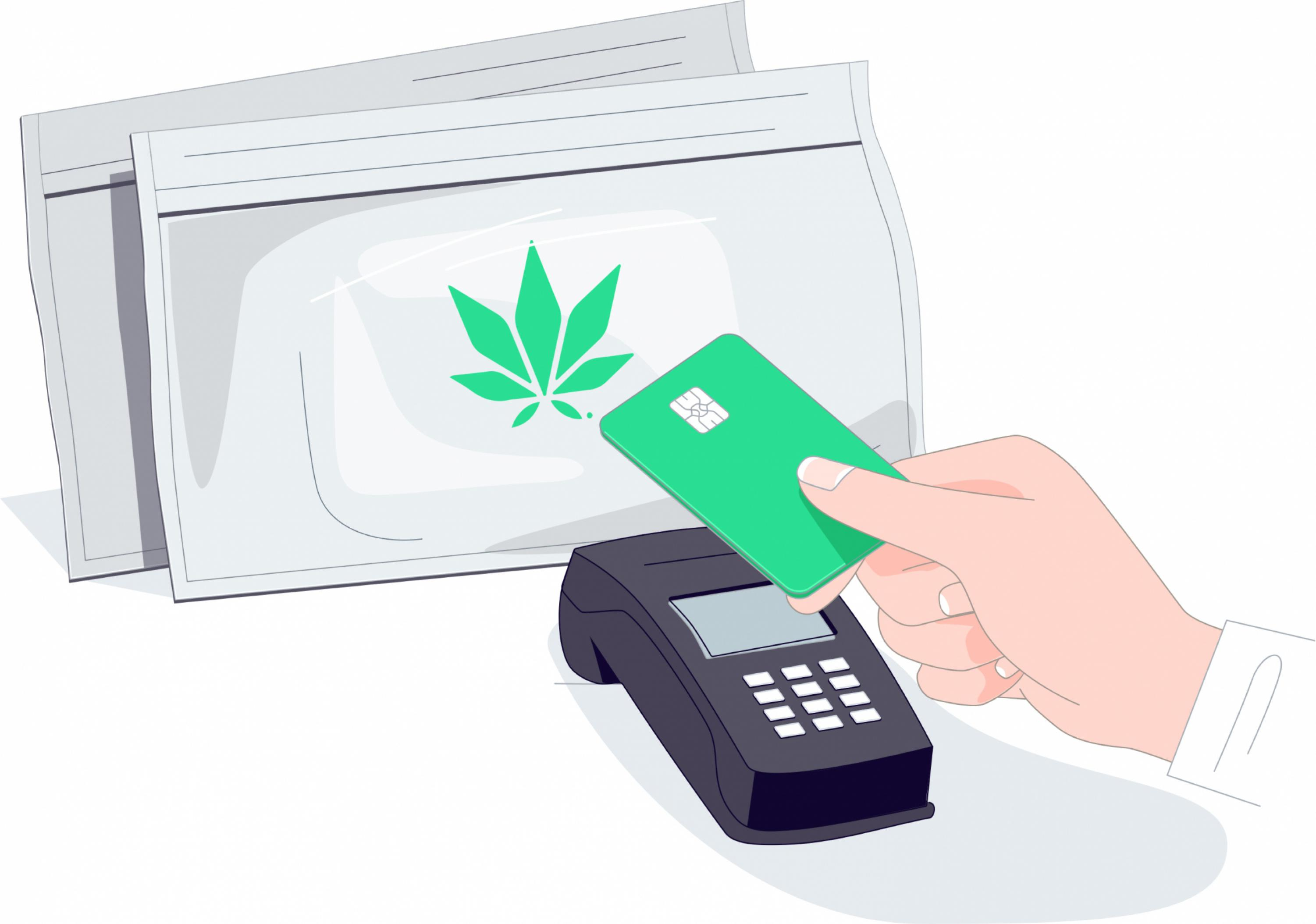 cannabis dispensary payment processing