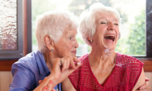 Seniors and cannabis - creating a positive experience