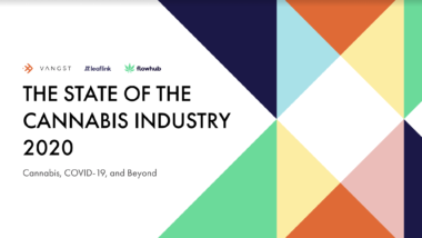 The State of the Cannabis Industry 2020 report