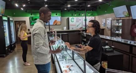 cannabis dispensary specials
