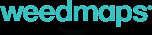 Weedmaps Logo Kit Primary Mark Teal Text Blk Smile 3x