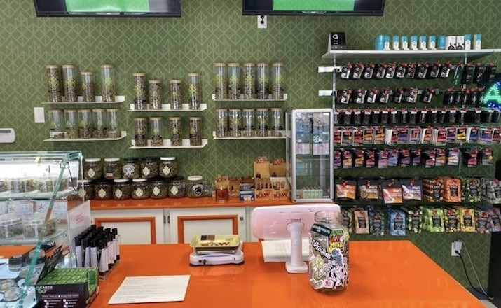 ElectraLeaf dispensary in Oklahoma