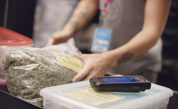 Metrc Reporting Cannabis Point Of Sale