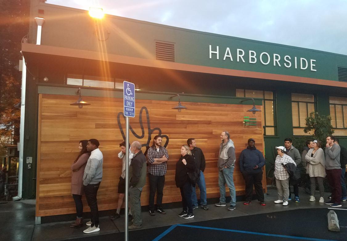harborside loyalty program