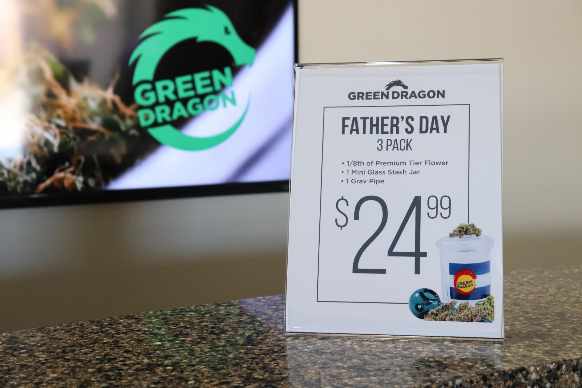 fathers day cannabis special