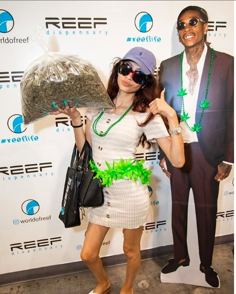reef dispensaries loyalty program